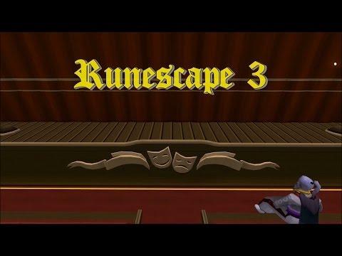 Runescape 3 Massive Multiplayer Online Roleplaying Game der Firma Jagex [#HD]