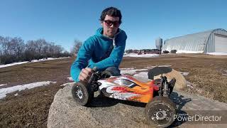 Action camera on 6s RC buggy - GoPro/ Cobra Serpent 52mph