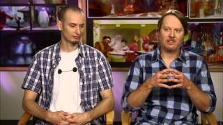 Big Hero 6: Director Don Hall & Chris Williams Behind The Scenes Movie Interview