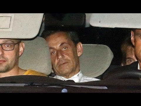 Ex-French President Sarkozy under formal investigation