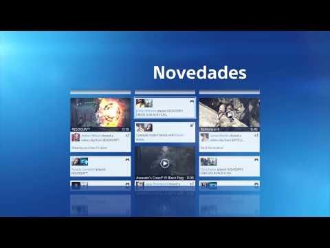 PS4 - Actualización del Sistema 2.0