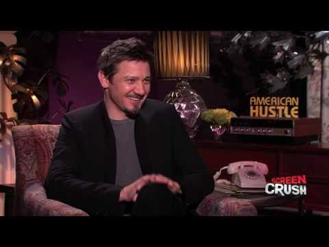 Jeremy Renner Interview: Talking 'American Hustle' and the 'Avengers 2' Script