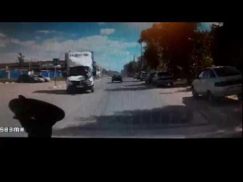 В Муроме водитель «Газели» на полном ходу сбил подростка