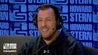 "Adam Sandler Remembers Getting Fired From ""Saturday Night Live"""