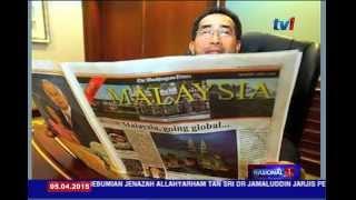 ALLAHYARHAM TAN SRI DR JAMALUDDIN JARJIS [5 APRIL 2015]