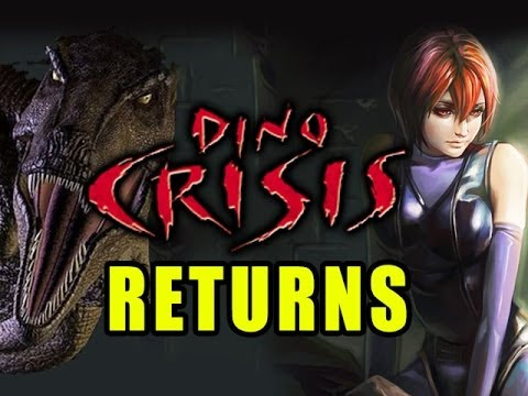 Dino Crisis Returns in 2014! Woah, Capcom. Woah.