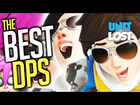 Overwatch - RISE of the TRACER! (The BEST DPS Right Now?)