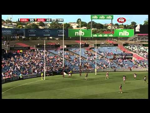 Snap Happy - Cat's Magic Left Boot - AFL - Smashpipe Sports Video