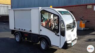 Used G3 Electric Box Van