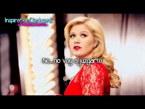 Kelly Clarkson - | Let Your Tears Fall | - (Traducida)