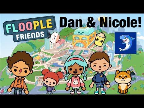Character Creator   New Dan and Nicole!?