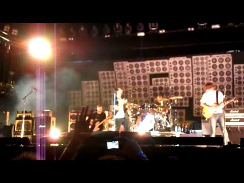 Pearl Jam- MIAFestival 9-2-12-Do the Evolution HD