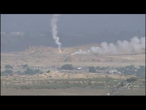 Obama justifica la incursión de Israel en Gaza