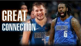 Luka Doncic & DeAndre Jordan🔥Full Highlights vs Bulls - Dallas Mavericks - 22.10.18