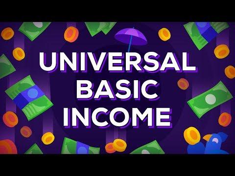 Cover Lagu Universal Basic Income Explained – Free Money for Everybody? UBI