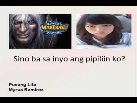 Pusong Lito w/ Lyrics by Myrus Ramirez (HQ)