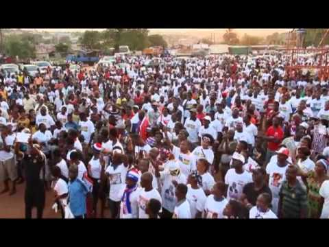 Let My Vote Count Alliance Launch - Dome Kwabenya Part 1