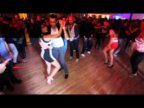 3am Sunday Night @ Warsaw Salsa Fest Mambo flr vid#3