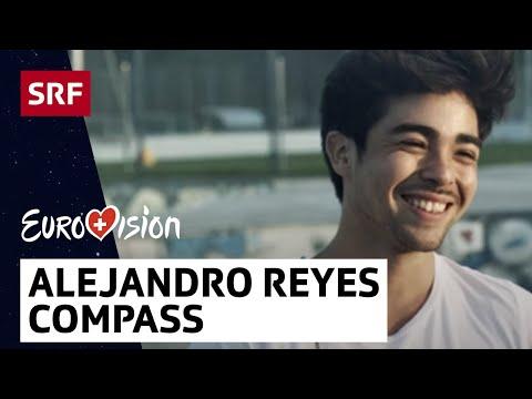 Alejandro Reyes mit Compass - #srfesc