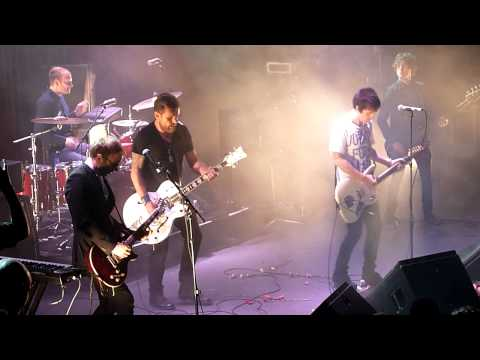 Johhny Marr w/Billy Duffy - I Fought The Law/How Soon Is Now live@The Fillmore, SF - April 13, 2013