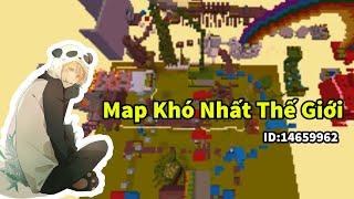 """[Mini World] Parkour Map Khó Nhất Thế Giới Hay """"Map Khó Nhất Thế Giới"""""""