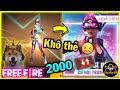 [Free Fire] Phá 2000 thẻ FF quay Nữ đấu sĩ BETA và cái kết | StarBoyVN