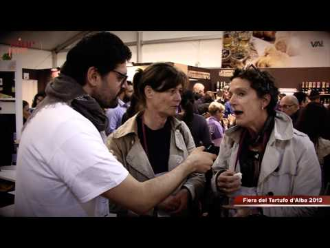 Alba Truffle Fair 2013 - Flash Interview - Dutch in Alta Langa