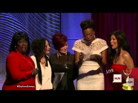 Envelope Mix-Up at Daytime Emmy Awards!