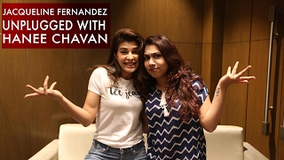 Jacqueline Fernandez Unplugged with Hanee Chavan