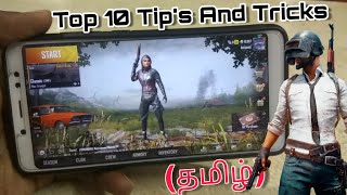 Top 10 Pubg Tips And Tricks Tamil| Pubg Battlegrounds noobs Tips And tricks tamil| don't miss it
