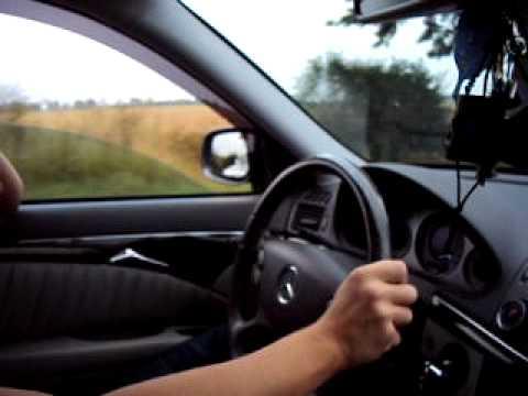 Benz E320 CDI vs. Bmw 530d