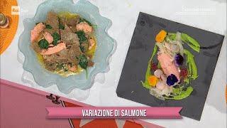 Variazione di salmone - E' sempre Mezzogiorno 26/03/2021