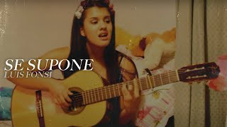 Se supone - Cover Camila Ibañez