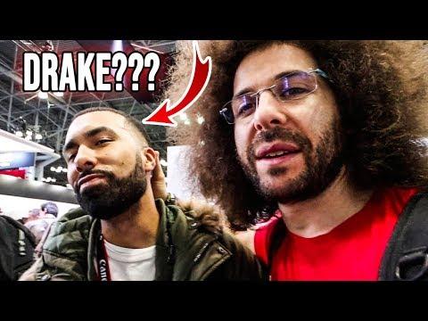 Download Lagu  I Met DRAKE? 1000 SELFIES in 1 Day at the Photo Show Mp3 Free