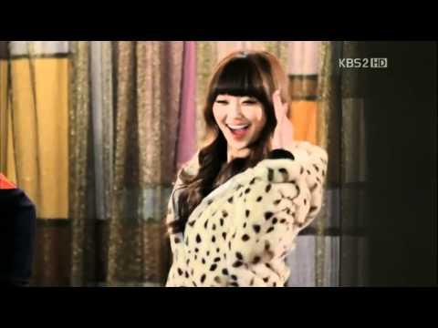 [hd] Dream High 2 (드림하이 2) - Hyorin And Kim Ji Soo - Destiny [cut] video
