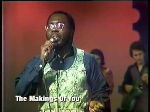 Curtis Mayfield / The Making of you.