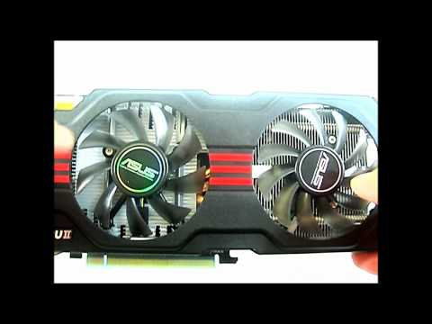 ASUS GeForce GTX 560 DirectCU II TOP - Video Card Unboxing and Product Overview