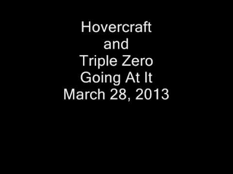 000 & Hovercraft on 2.28.13