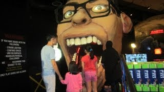 Human Body Experience at the Singapore Science Center, Review New Exhibit - Mouth Opens June 2014