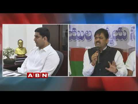 TDP Minister Nara Lokesh Counter to BJP Leader GVL Narasimha Rao on Twitter