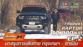 ขับซ่า 34 : ชมงาน Harbin ice festival และบทสรุปเส้นทางไป-กลับ กรุงเทพ-ฮาร์บิน กับ RAPTOR ทั้ง7 |