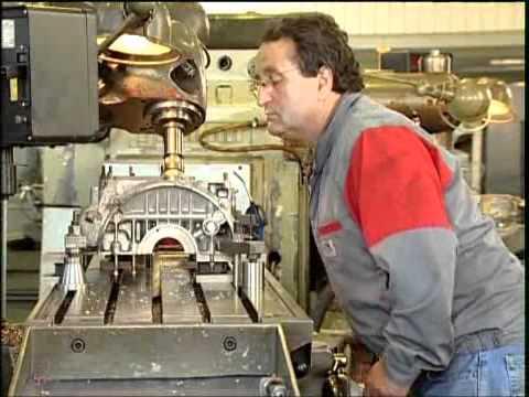 Technicien de Maintenance Industrielle à l'AFPA Usinages