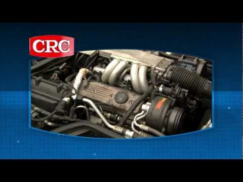 CRC Mass Air Flow Sensor Cleaner Tech Tip on SPEED Two Guys Garage
