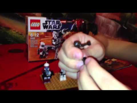 Обзор Lego Star Wars 9488
