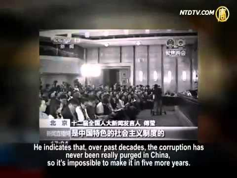 China's Anti Corruption Legislation  5 More Years Needed