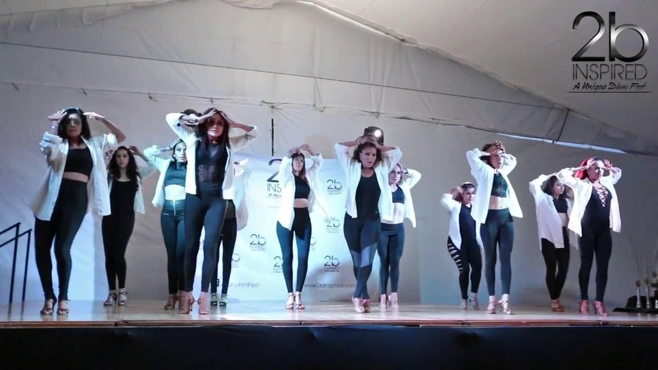 Tamara Livolsi Choreography Challenge | 2b Inspired 2016