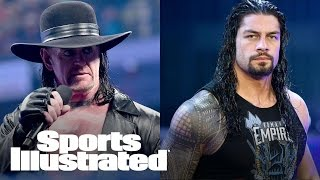 Undertaker vs. Roman Reigns Preview, March Madness Breakdown, MLB WBC | SI NOW | Sports Illustrated