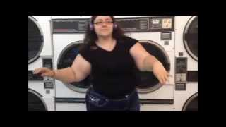 Amanda 'Amaya' of 'ND's Against Brutality' Hulas@Laundromat to Marvin Gaye & Tammi Terrell