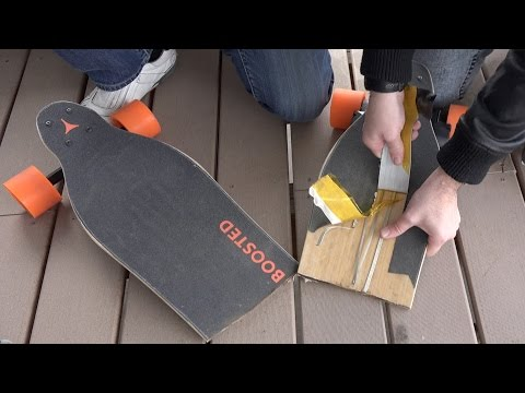 What's inside a Boosted Board?