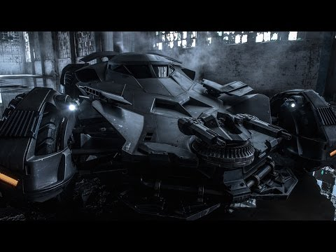 Zack Snyder's Batmobile Reveal - IGN Conversation